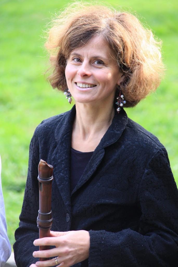 Claire DEVILLENEUVE Flûtiste
