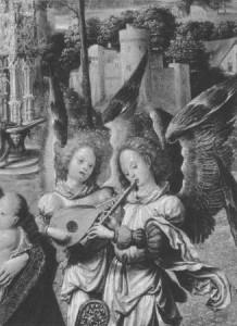 Anges Renaissance au Baroques